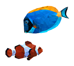 GEZ 3sec 3 vissen
